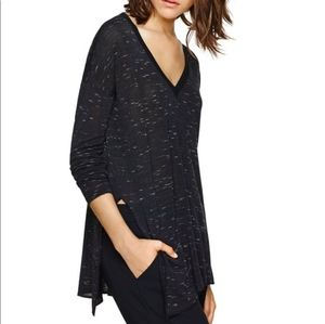 Aritzia Wilfred Free | Kati long sleeve with open back